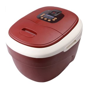 Carepeutic Spa Bath Massager - Best Foot Spa for Plantar Fasciitis: Up to your calves