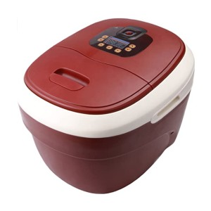 Carepeutic Foot and Leg Spa Bath - Best Foot Spa for Big Feet: Heats up to your liking