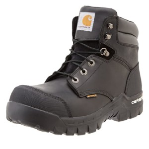 Carhartt Men's Construction Shoe - Best Safety Shoes for Plantar Fasciitis: Waterproof Work Shoes