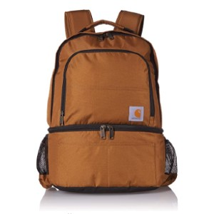 Carhartt 2-in-1 Insulated Cooler Backpack - Best Insulated Cooler Backpack: Dual-compartment