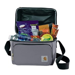 Carhartt Deluxe Dual Compartment Cooler Bag - Best Cooler Lunch Box: Enough for 6-pack
