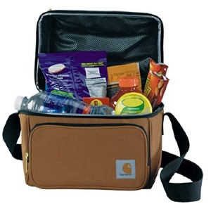 Carhartt Deluxe Dual Compartment Lunch Cooler Bag - Best Insulated Cooler Bag: Dual compartment