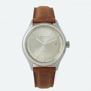 Carpenter Watches G1 Brooklyn Gent - Best Formal Watches for Men: Durable with high-quality material