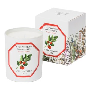 Carrière Frères Tomato Candle - Best Scented Candles: Fresh tomato