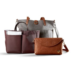 Momkindness Carry-All Tote Trio - Best Tote Bags for Moms: Durable, Stylish and Incredibly Versatile