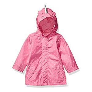 Carter's Midweight jacket - Best Raincoats for Toddlers: Warm and fun
