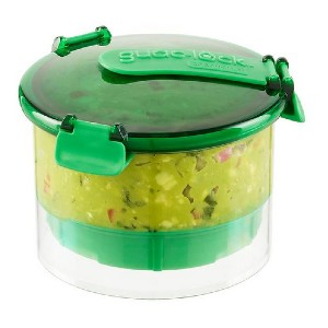 Casabella Guac-Lock - Best Leftover Food Storage Containers: Best for avocados