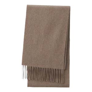 Uniqlo Cashmere knit scarf - Best Scarves for Winter: Best selling cashmere scarf