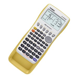 Casio fx-9750GII Graphing Calculator - Best Graphing Calculator for Chemistry: Built-In Conic Equations