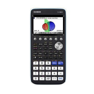 Casio FX-CG50 Color Graphing Calculator - Best Graphing Calculator for Finance: High-Resolution LCD Screen