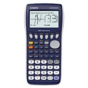 Casio fx-9750GII Graphing Calculator - Best Graphing Calculator for Finance: Entry-Level Graphing Calculator