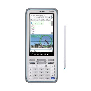 Casio Touchscreen with Stylus Graphing Calculator - Best Graphing Calculator for Engineering: Easy to Use Graphing Calculator