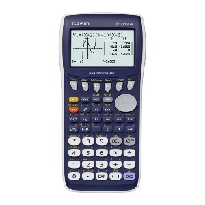 Casio fx-9750GII Graphing Calculator  - Best Graphing Calculator for Physics: Over 2800 Functionalities