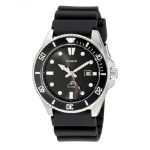 10 Recommendations: Best Waterproof Watches (Oct  2020): Black Stainless Steel Case and Resin Band