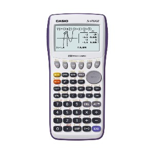 Casio fx-9750GII - Best Graphing Calculators: Statistics Regressions and Graphical Displays