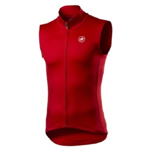 Castelli PRO THERMAL MID VEST - Best Vests for Cycling: Breathable Vest