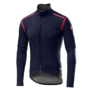 Castelli Mens Perfetto ROS Convertible Jacket - Best Cycling Winter Jacket: Removable Sleeves
