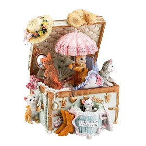 Mr. Winder Cute Cats Jewely Musical Boxes - Best Music Box for Toddlers: Phenomenal detail