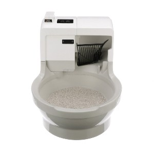 CatGenie CatGenie A.I. - Best Self Cleaning Litter Box for Multiple Cats: Flushes Like A Toilet