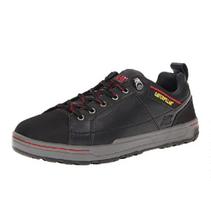 Caterpillar Men's Brode Steel-Toe Work Shoe - Best Safety Toe Shoes: Casual Work Shoes