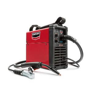 Century 90 Amp FC90 Flux Core - Best Welding Machines: Automatically Cools for Safety