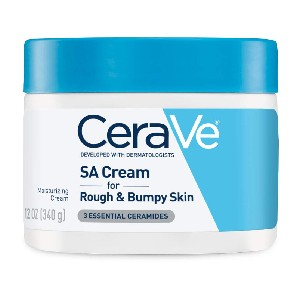 CeraVe SA Cream - Best Foot Lotion for Calluses: Safe Cream