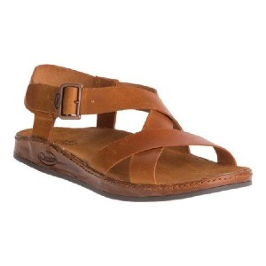 Chaco Women's Chaco Wayfarer Leather Sandal - Best Leather Sandals: Sandal for Travel