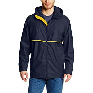 Charles River Apparel New Englander Rain Jacket - Best Raincoats for Men: Protect you from heavy rain