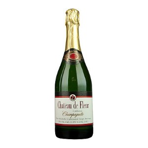Chateau De Fleur Sparkling Wine - Best Alcohol-Free Wine: Perfect for Any Occasion