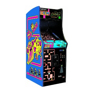Chicago Gaming Ms. Pac-Man/Galaga Clas - Best Multi Game Arcade Machine: Real Arcade Controls