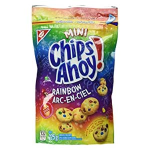 Chips Ahoy! Mini Rainbow Cookies - Best Healthy Snack: Healthy cookies do exist
