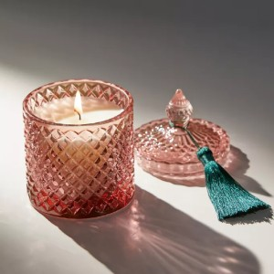 Urban Outfitters Chloe Glass 7.4 oz Candle - Best Cheap Scented Candles: Tropical and Exotic Scent