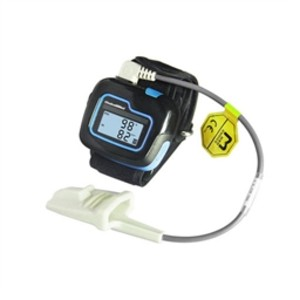 CHOICEMMED MD300W314 Wrist Pulse Oximeter  - Best Pulse Oximeter with Alarm: FDA approved