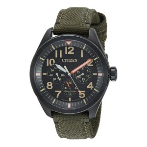 Citizen BU2055-16E - Best Mud Resistant Watches: Never need a battery