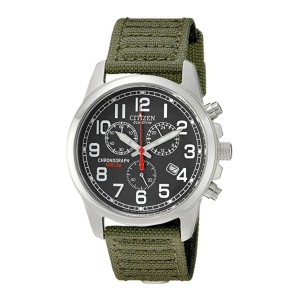 Citizen AT0200-05E - Best Durable Watches for Construction Workers: Never need a battery
