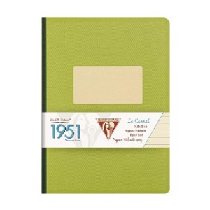 Clairefontaine 'Back to Basics 1951' - Best Notebook for Fountain Pens: Best classic styles