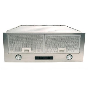Cyclone Classic Collection 28 in. 550 CFM Top Venting - Best Insert Range Hood: Best classy look