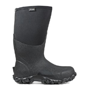 Bogs Footwear Classic High  - Best Boots for Snow: Non-Slip, Non-Marking and Self-Cleaning Outsole
