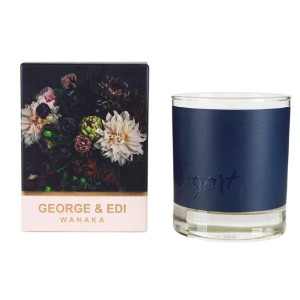George & Edi Wanaka Bogart - Best Scented Candles: Woody oriental scents