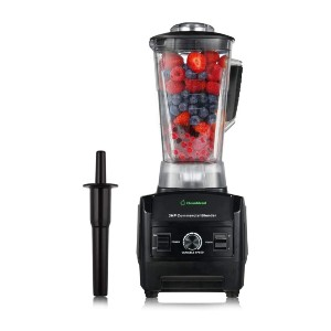 Cleanblend Commercial Blender  - Best Blender to Crush Ice: BPA Free and Food Grade Stainless Steel