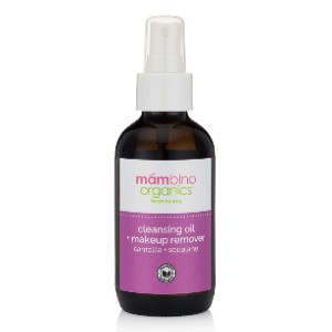Mambino Organics Cleansing Oil And Makeup Remover - Best Eye Makeup Removers: Removal of All Makeup, Including Waterproof