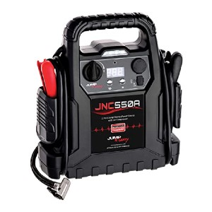 Clore Automotive JNC550A  - Best Jump Starters with Air Compressors: It performs tough jobs