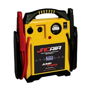 Clore Automotive JNCAIR  - Best Jump Starters with Air Compressors: Industrial-grade clamps