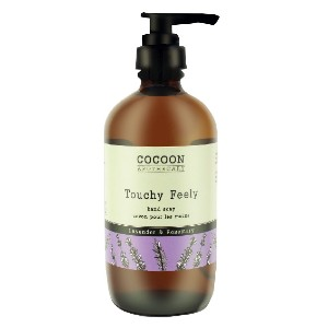 Cocoon Touchy Feely Hand Soap - Best Liquid Hand Soap: Coconut-based liquid soap