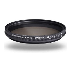 Cokin 52mm Pure Harmonie NDX - Best ND Filters for Video: Completely neutral