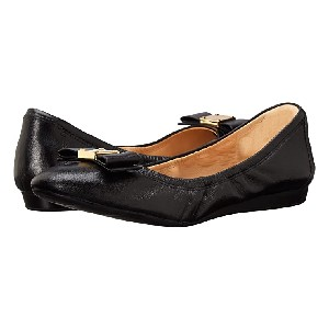 Cole Haan Tali Bow Ballet - Best Leather Flats: Premium Leather Flats