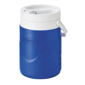 Coleman 1 Gallon Beverage Cooler - Best Water Jugs to Keep Water Cold: Jug with Secure Screw-Top Lid