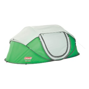 Coleman 2-Person Pop-Up Tent - Best Tents Under $100: Strong Shelter Tent