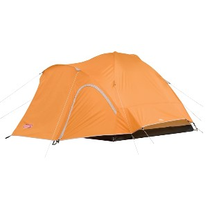 Coleman Hooligan Backpacking Tent - Best Tents Under $100: Tent with Snag-Free Continuous Pole Sleeves