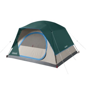 Coleman Skydome Camping Tent - Best Tents Under $100: Tent with Dark Room™ Technology
